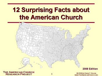 12 Surprising Facts About the American Church Free Download