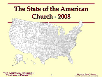 State of the American Church 2008 Free Download